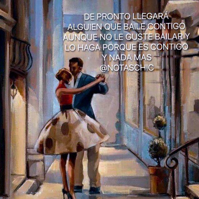 Cartas de amor cuando has conocido a alguien bailando [PUNIQRANDLINE-(au-dating-names.txt) 62