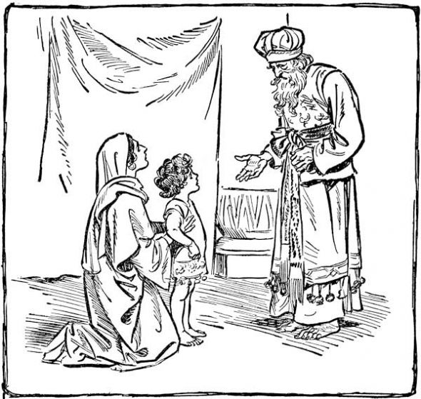 bible story coloring pages samuel - photo #10