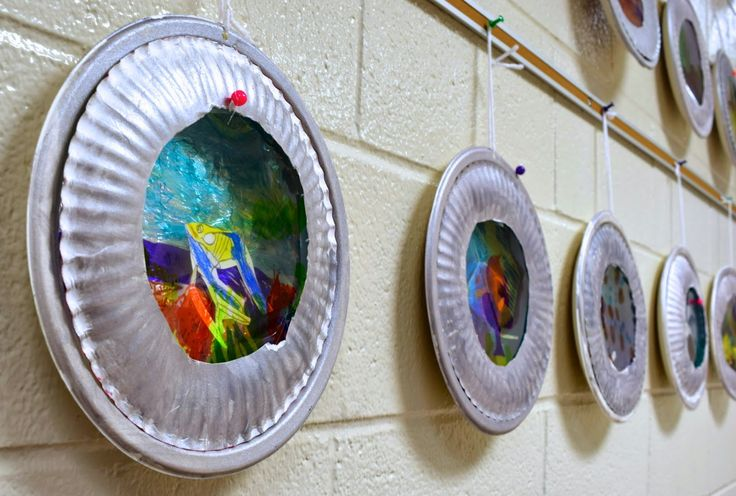 I can't wait to do this with 5th grade! Art with Ms. Gram: Aquarium Art 2.0 (3rd)