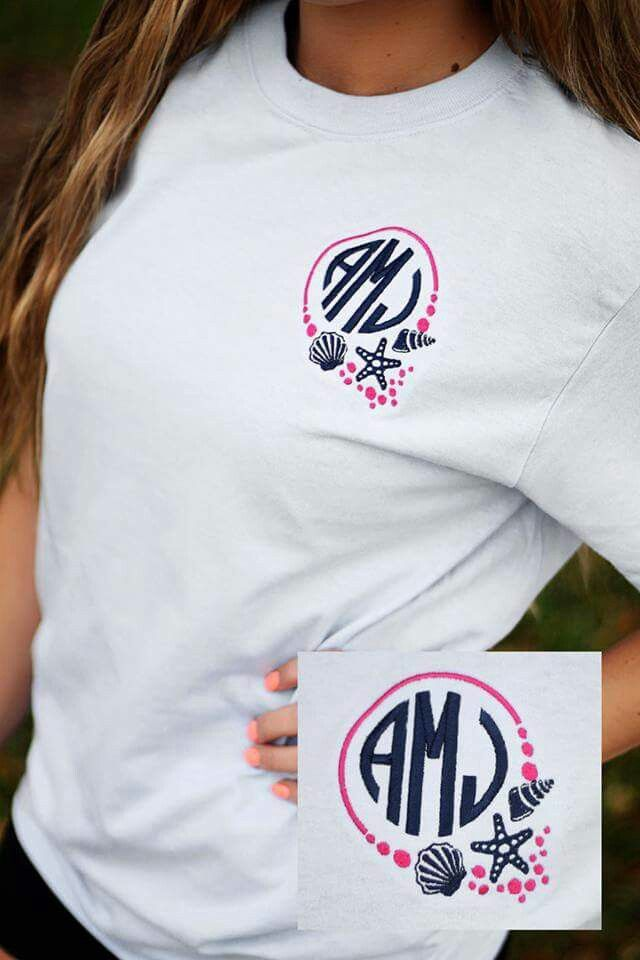 ideas monogramed shirts summer monogram shirts cricut tshirt ideas