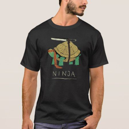 Real turtle ninja funny t shirt designs - click to get yours right now!