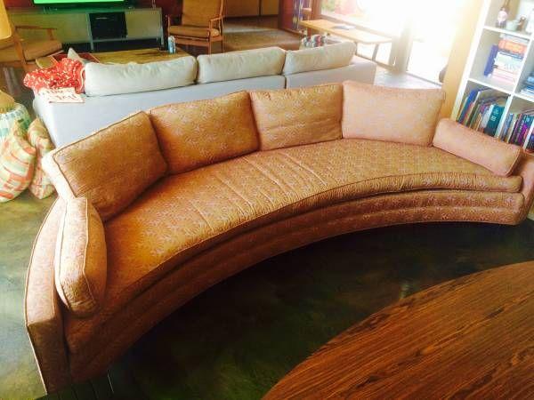 Harvey Probber Sofa $8000