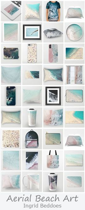 Want to find artists similar to Gray Malin? Make sure to check out Ingrid Beddoes and her aerial beach photography!