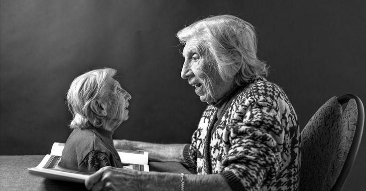 Tony Luciani: Eine fotografische Reise von Mutter und Sohn durch Demenz | TED Talk
