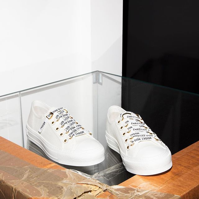 J'ADIOR step up your sneaker game with