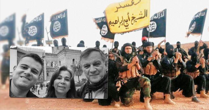 Todos apunta a que la esposa y el hijo del general (r) fueron víctimas del terrorismo islámico que golpea este miércoles al mundo.
