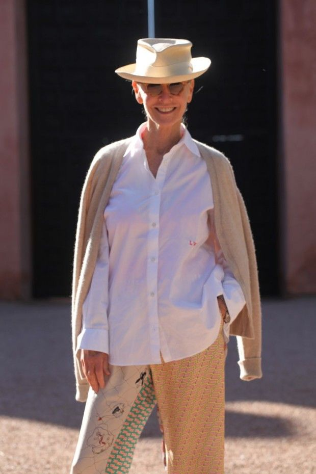 Nice look from Linda V. Wright: Meanwhile Back in Marrakech: