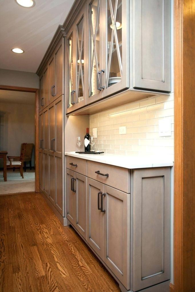 Shallow Depth Kitchen Cabinets
