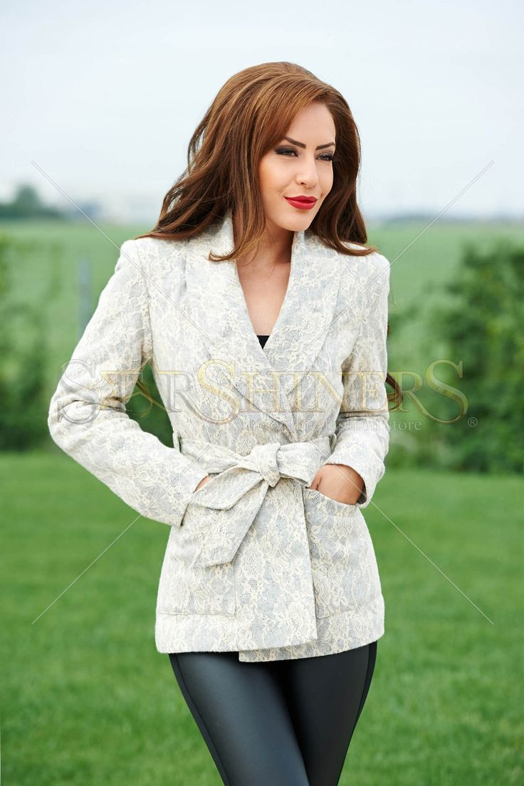 LaDonna Winsome Look Cream Cardigan