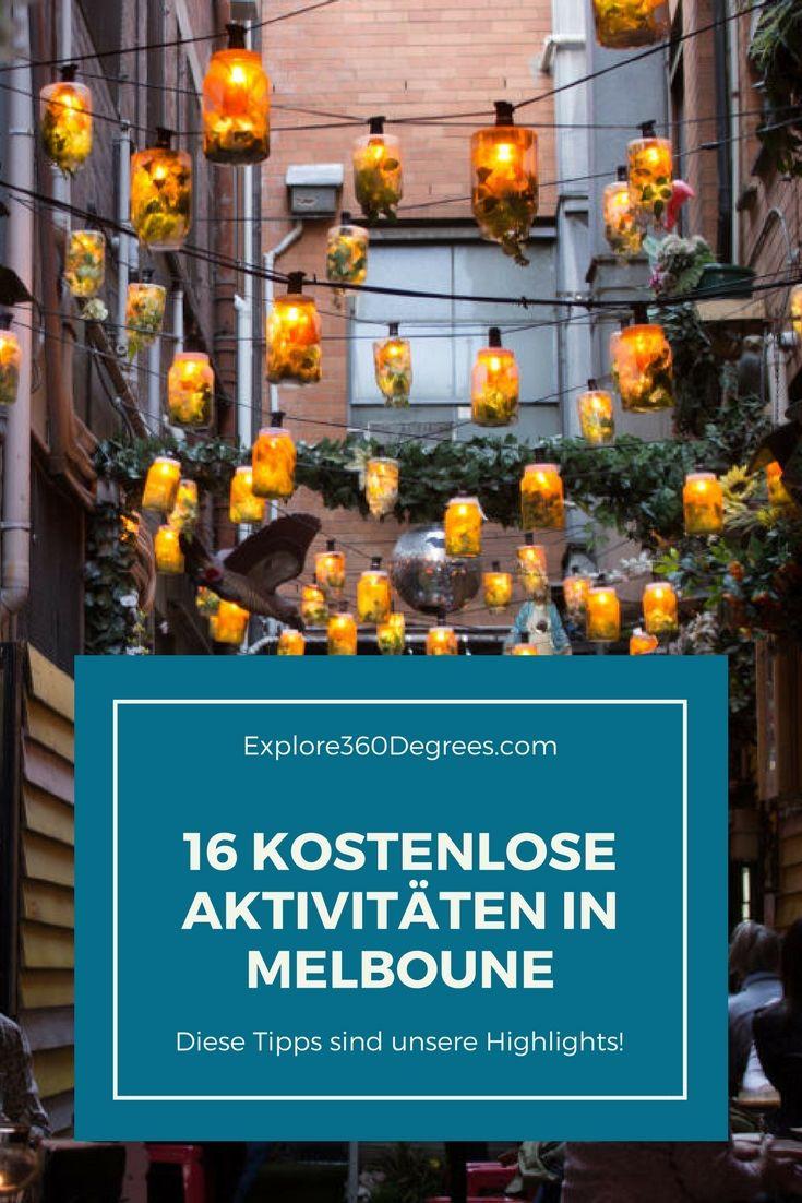 Melbourne – 16 kostenlose Must-Do's I Explore360Degrees