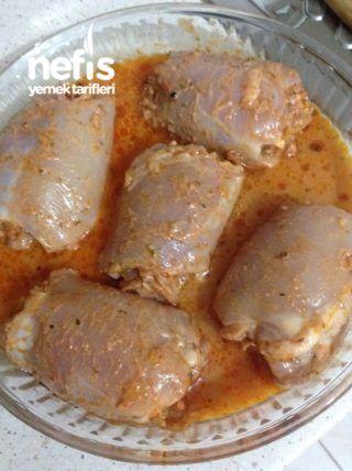 Tavuk Dolması (mutlaka deneyin muhteşem lezzet)