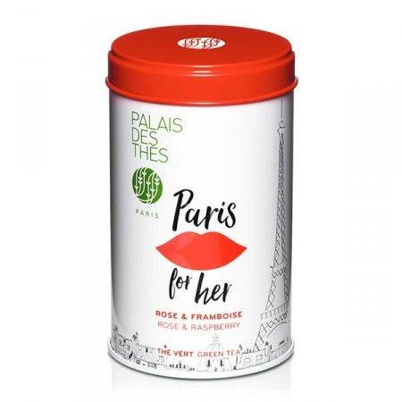 Paris for her - Palais des Thés