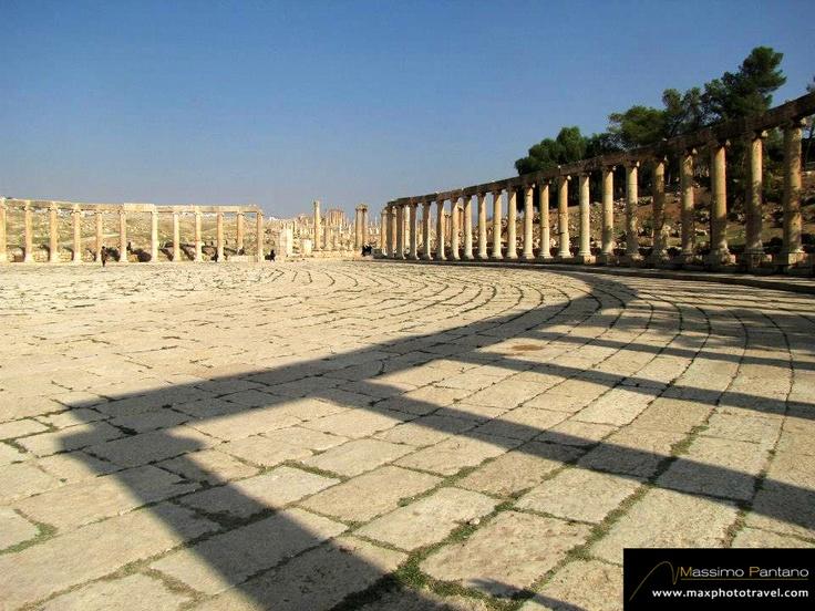 Jerash, Giordania - MaxPhotoTravel