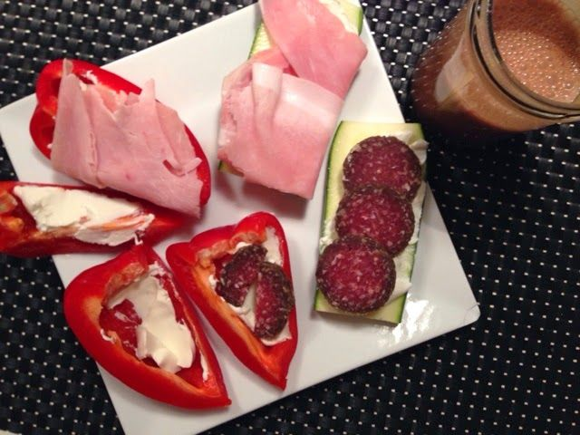 lidt om alt - og meget om mad: maddagbog no. 10: striks LCHF med 'madder' på menuen