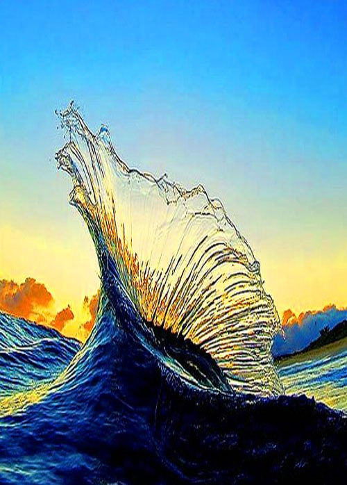 ~~Wave by Clark Little Photography~~ Awesome! I love the ocean anyway, but this is truly striking!