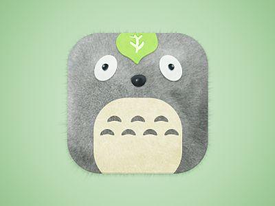 Totoro-dribbble