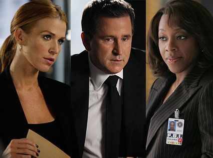 Poppy Montgomery, Anthony LaPaglia & Marianne Jean-Baptiste, Without a Trace
