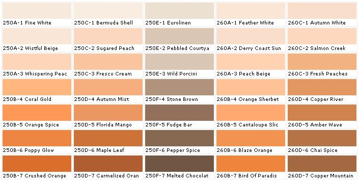 Behr Paints Interior And Exterior Colors House Colors