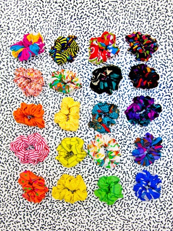 1000 Images About Scrunchies On Pinterest Ponytail