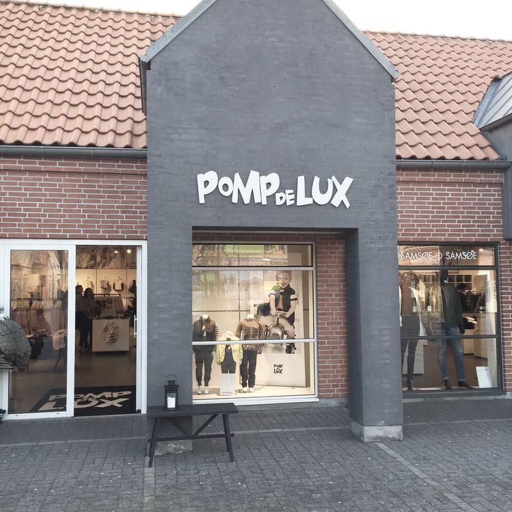 POMPdeLUX- outlet