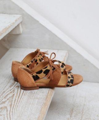 Sandale Ulysses - SEZANE Collection Plein Eté - Nouveautés de juillet