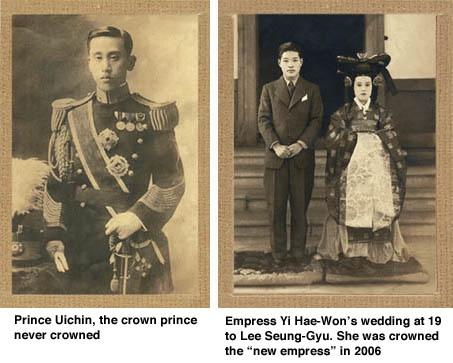 Korean royalty