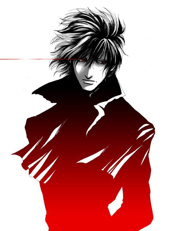 Tags: Anime, Hellsing, Alucard (Hellsing), Geneon Pioneer, Yukari Toshimichi