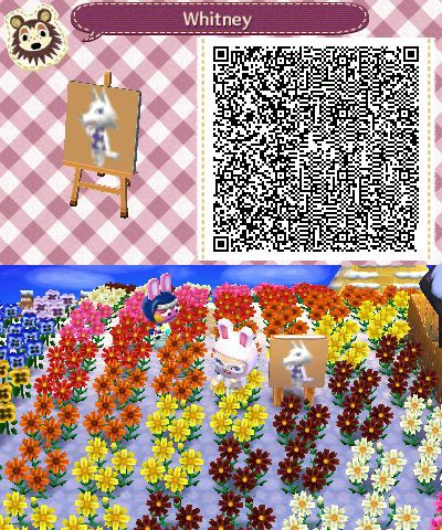 Les 19 meilleures images du tableau acnl qr code for Carrelage kitsch animal crossing new leaf