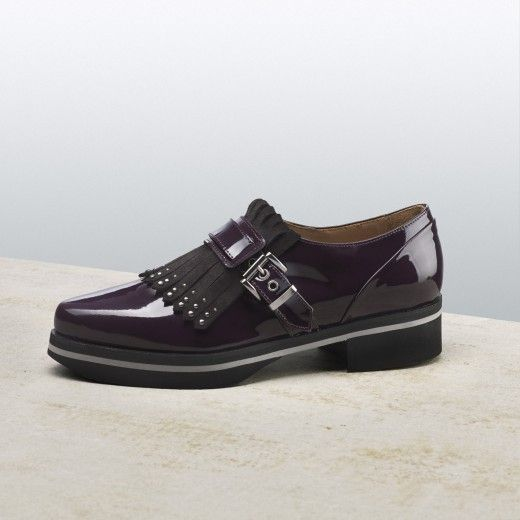 RIBES TAILOR #altiebassi #musttohave #fallwinter1516 #sophisticated #italianshoes #woman #fringe
