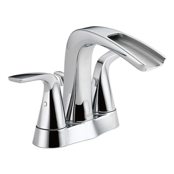25724LF-ECO - Two Handle Centerset Lavatory Faucet