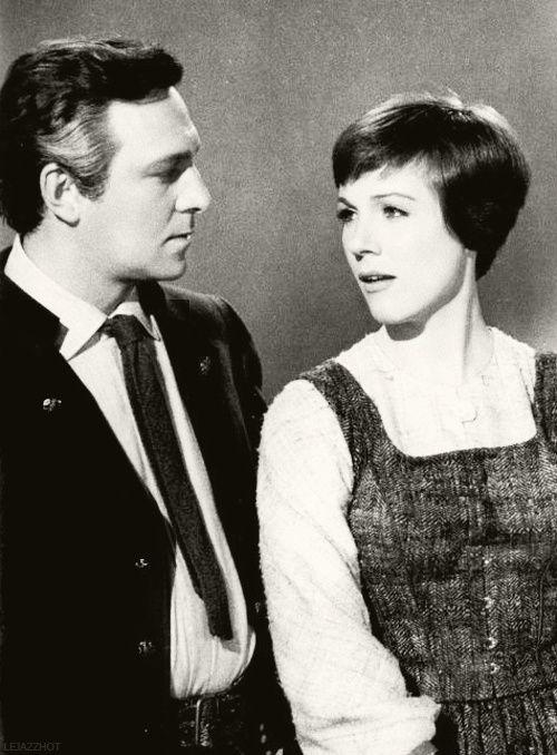 christopher plummer and julie andrews relationship