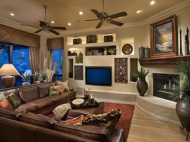 Living Room Design Styles 150 best HGTV Rooms images on Pinterest  Coastal living
