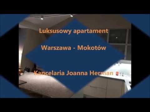 Urokliwy apartament Warszawa Mokotów