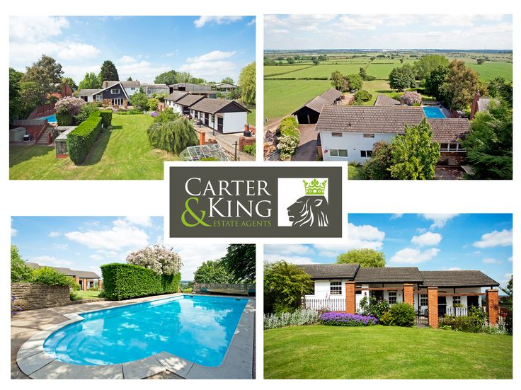 Spinney House, Clifton Upon Dunsmore Guide Price £775,000 6 Bed Detached Property Sits on a plot approaching 2 acres Heated Outdoor Swimming Pool Detached Double Garage Stables  Master Bedroom Suite with dressing area & luxury en-suite STUNNING VIEWS! Call 01788 550066 to arrange a viewing.