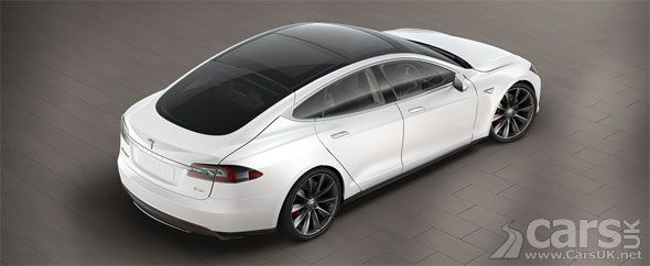 The new four-wheel-drive, 681 bhp Tesla Model S P85D has gone on sale from £81,000 - with first deliveries in July 2015 - but costs £109k fully specced. http://www.carsuk.net/tesla-model-s-p85d-fully-specced-costs-109000/