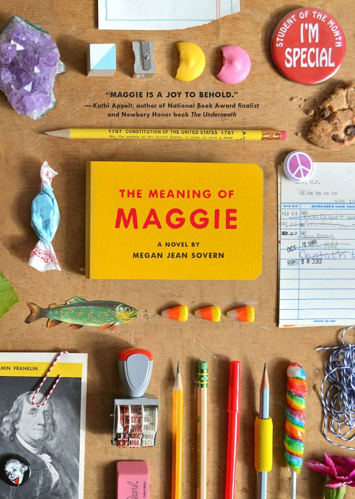 Megan Jean Sovern: The Meaning of Maggie