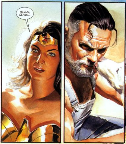 Slikovni rezultat za KINGDOM COME ALEX ROSS
