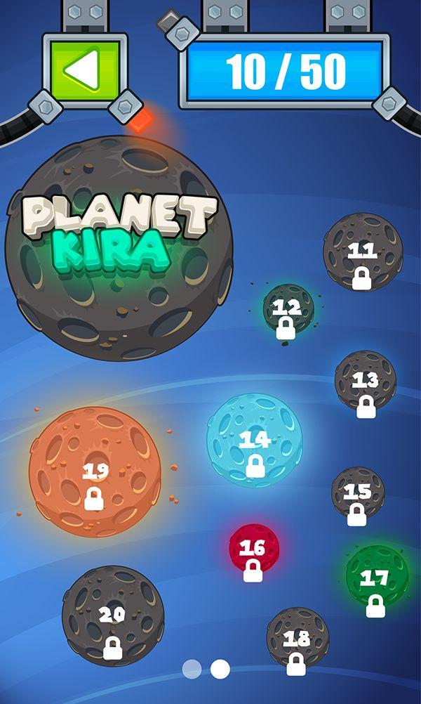 Planet Elain Sort on Behance