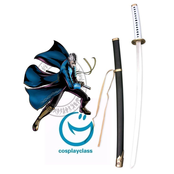Devil May Cry 3: Dante's Awakening Vergil Yamato Cosplay Weapons  #devilmaycry #dante #cosplay #VergilYamato