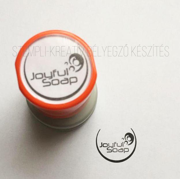 Bélyegezd termékeid csomagolását mint a Joyful Soap