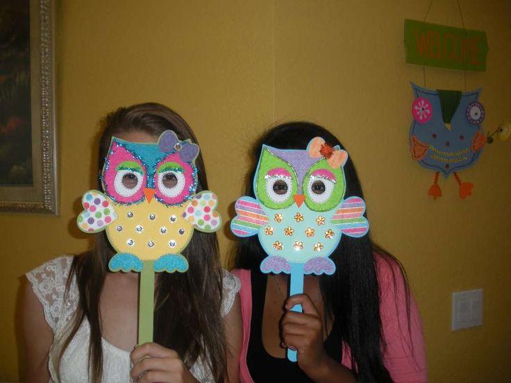 Owl Theme Birthday Party Ideas