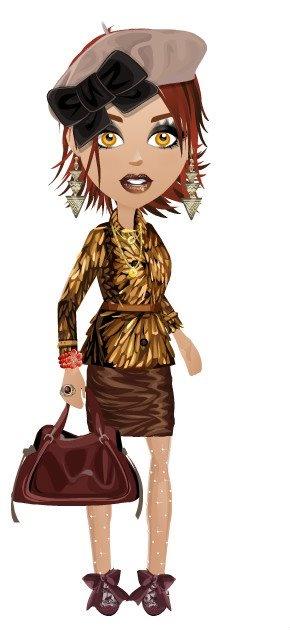 falda y abrigo marrón blusa de seda accesorios al tono alhajas personalesAccesorios Al, Malls Fashion, Alhajas Personales, Abrigos Marrón, Marrón Blusas, Malls Girls, Fashion Girls, Tonos Alhajas, Seda Accesorios