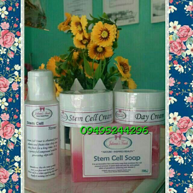 I'm selling Stem Cell Facial Set for ₱400.00. Get it on Shopee now!http://shopee.ph/julianastouchskincare/2536250 #ShopeePH