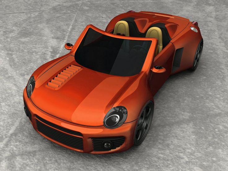 Deltoister Front View by deltoiddesign on DeviantArt