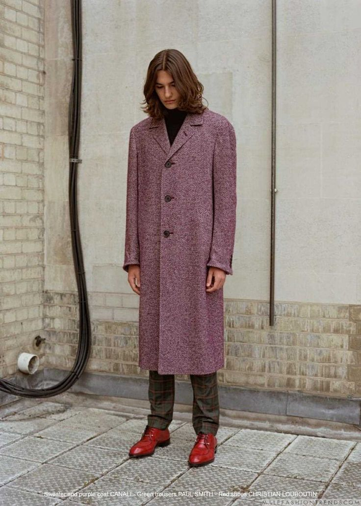 Male Fashion Trends: 'Brotherhood', una editorial por Nick Thompson para LUI Magazine