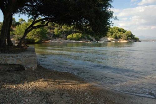 Zogeria beach, Spetses