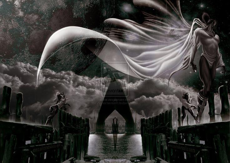 10 dimensions: Ego by JordanNennaArt.deviantart.com on @deviantART