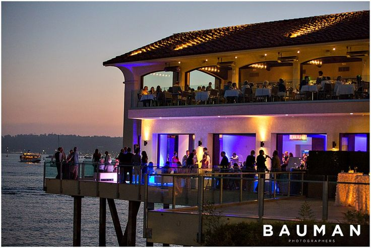 It's the perfect location for a fun, San Diegan wedding.  Tom Hams Lighthouse Wedding, Photography by Bauman Photographers   View More:  http://baumanphotographers.com/blog/weddings/2014/09/tom-hams-lighthouse-wedding-san-diego-ca/