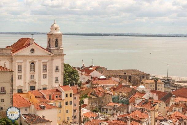 Lisboa Cool - Miradouro Portas do Sol