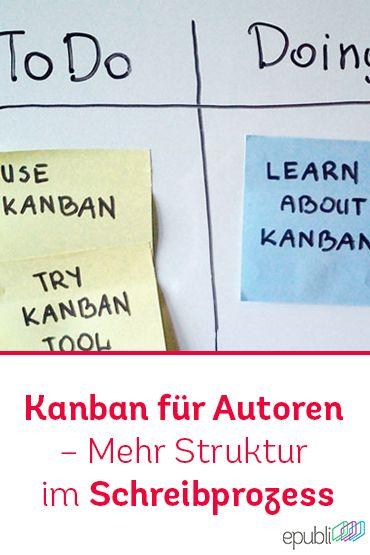 Ihr möchtet euren Schreibprozess besser strukturieren? Probiert Kanban aus: http://www.epubli.de/blog/kanban-fuer-autoren-mehr-struktur-im-schreibprozess #schreibtipps #writing